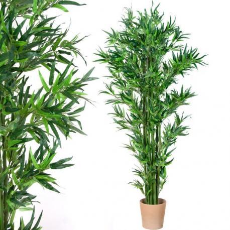 Umělá květina - bambus - 190 cm