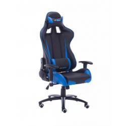 Kancelářská židle - křeslo IDAHO - modrá