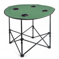 Skládací kempingový rybářský stolek