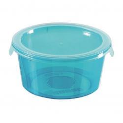 Celoobličejová potápěčská maska junior - modrá