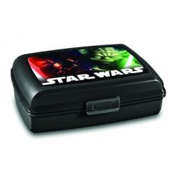 Svačinový box - 1,3L - STAR WARS CURVER