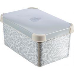 Plastový úložný box S - lístky CURVER