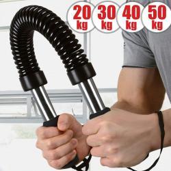 Posilovací ohýbací tyč, 20 kg