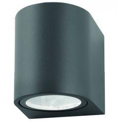 Nástěnné osvětlení Nova Luce Nero R, 8 cm