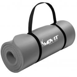 Kettlebell činka 20 kg MOVIT s vinylovým potahem