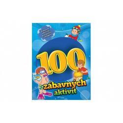 Pracovní sešit 100 zábavných aktivit-chlapci