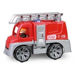 Auto Hasiči Truxx s figurkou plast 29cm