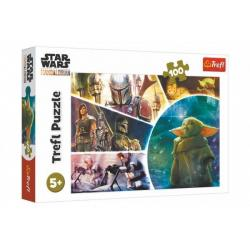 Puzzle Star Wars/The Mandalorian 100 dílků