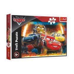 Puzzle Disney Cars 3/Extrémní závod 100 dílků