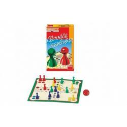Člověče, nezlob se cestovní společenská hra v krabičce