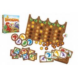 Dinogang společenská hra v krabici 24 x 24 x 6 cm