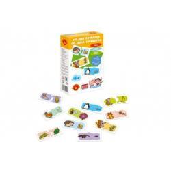 Hra školou® Co jedí zvířátka kreativní hra v krabici