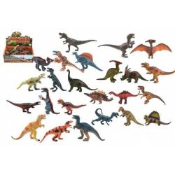 Dinosaurus plast 11 až 14 cm mix druhů