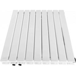 Aquamarin Horizontální radiátor - 819 W - 600 x 614 x 69 mm