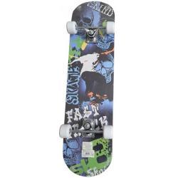 SKATE Skateboard sportovní s protismykem
