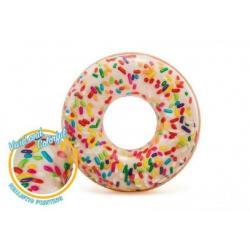 Kruh donut nafukovací 114 cm 9+