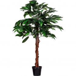 PLANTASIA Umělý strom - mangovník - 120 cm