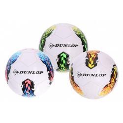 Teddies Fotbalový míč Dunlop, nafouknutý, 20 cm